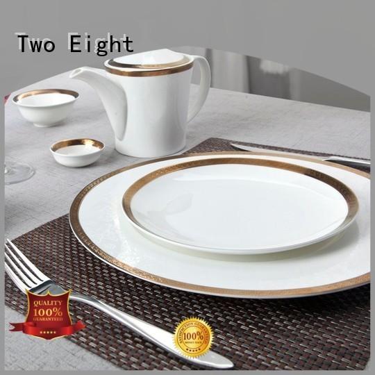 elegant finest porcelain dinnerware blue supplier for restaurant