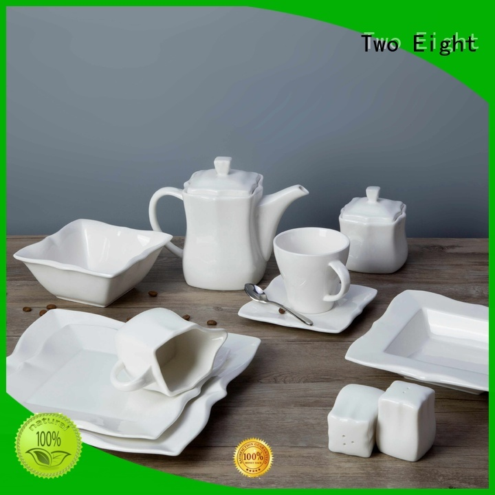 Two Eight custom restaurant dinnerware Supply for hotel