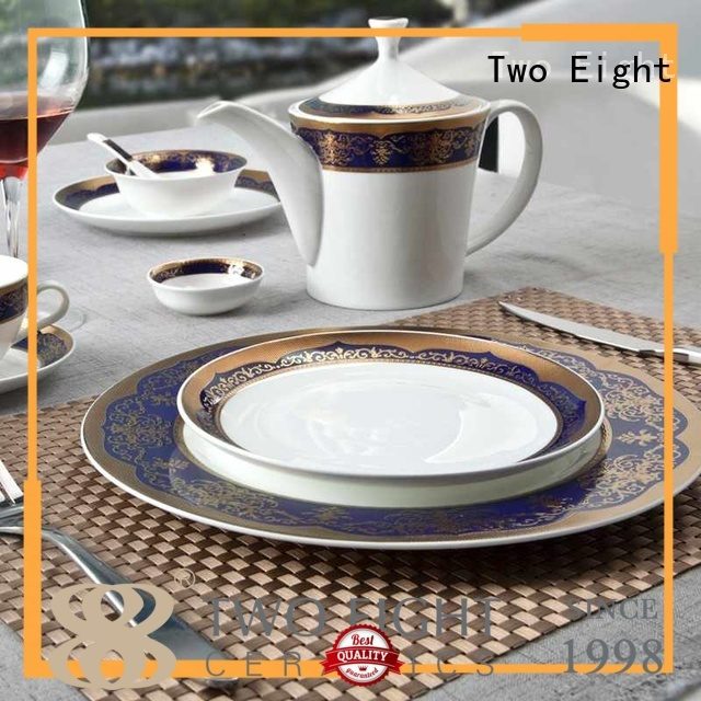 Two Eight restaurant crockery manufacturers for home