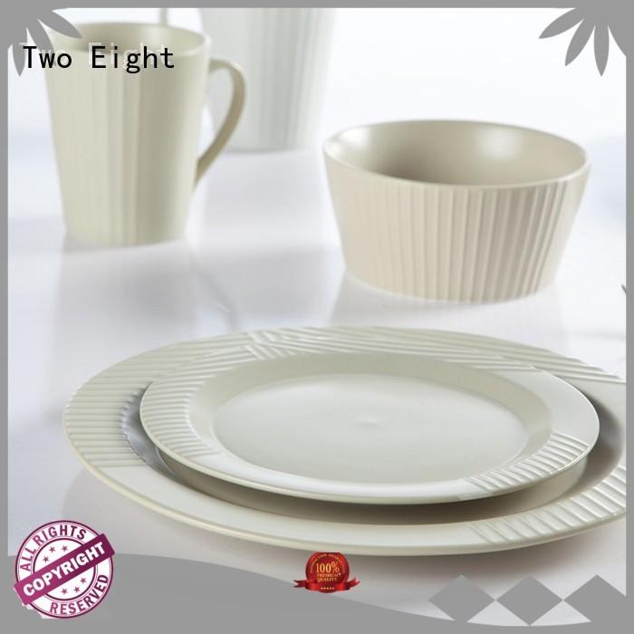 16 piece porcelain dinner set vietnamese surface white Warranty Two Eight
