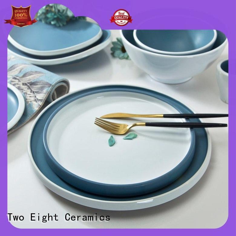 irregular restaurant chinaware decal manufacturer for kitchen