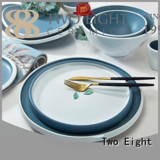 bone brown line Two Eight Brand two eight ceramics