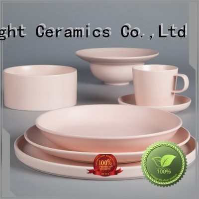 Two Eight stock restaurant dinner plates directly sale for home