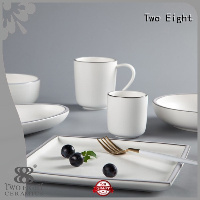 classic guagn 16 piece porcelain dinner set Two Eight manufacture
