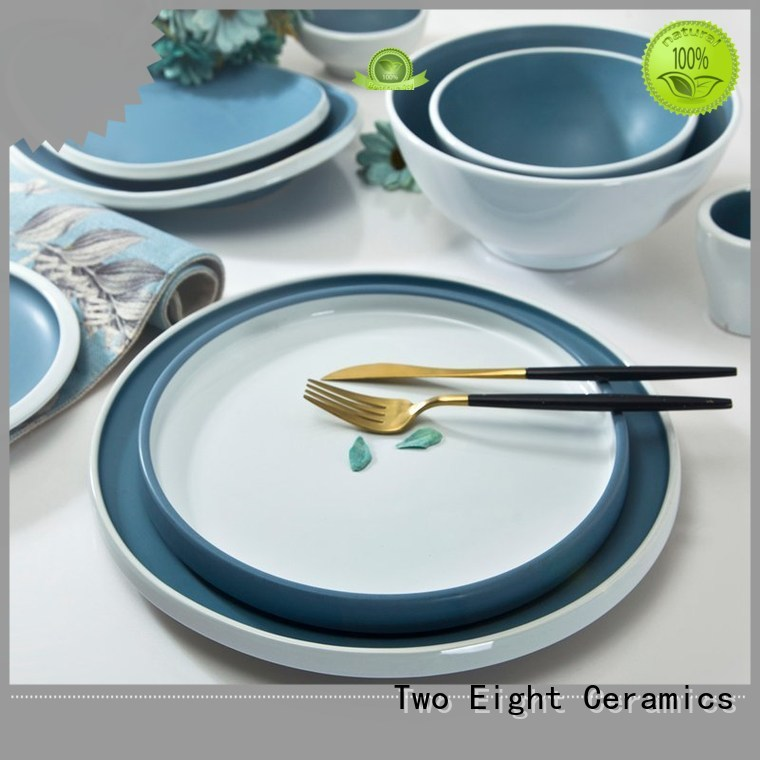 vintage cheap porcelain plates directly sale for restaurant