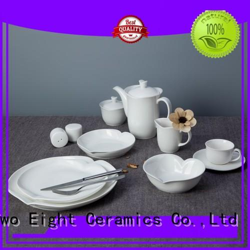 Two Eight smoothly hotel tableware series for dinner