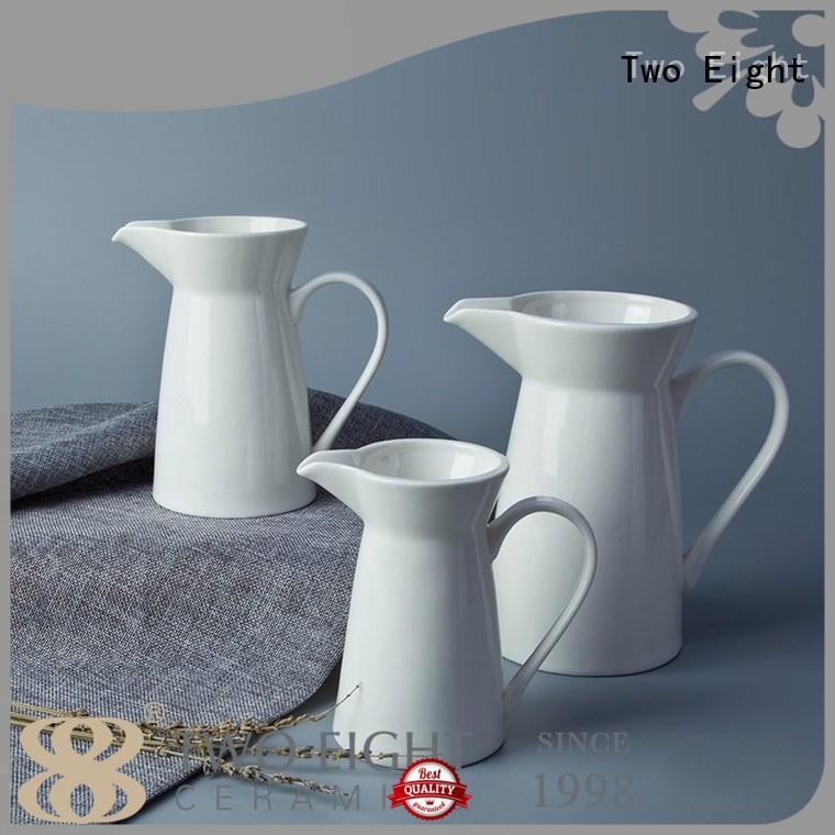 Two Eight safe porcelain dinnerware design for kitchen