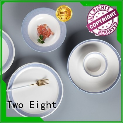 pink two eight ceramics french Two Eight company