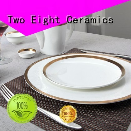 Two Eight mixed fine china dinner sets wholesale for teahouse