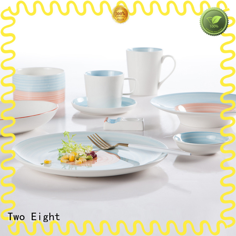 High-quality cheap porcelain dinner plates factory for bistro