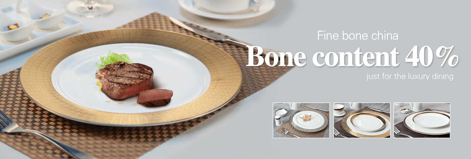 fine china dinnerware supplier