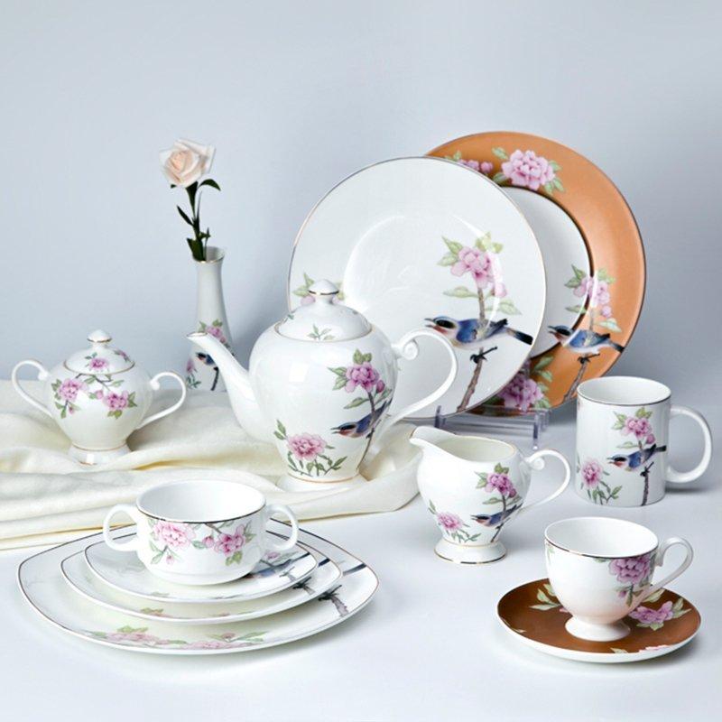English Style aristocracy dinnerware-TD15