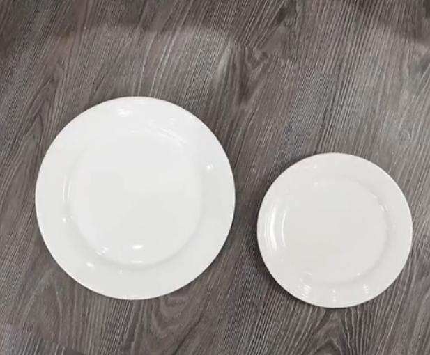 Product Quality Test-28 Ceramics Dinnerware Sets Manufacturer