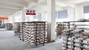Two eight ceramics factory floor - Water District