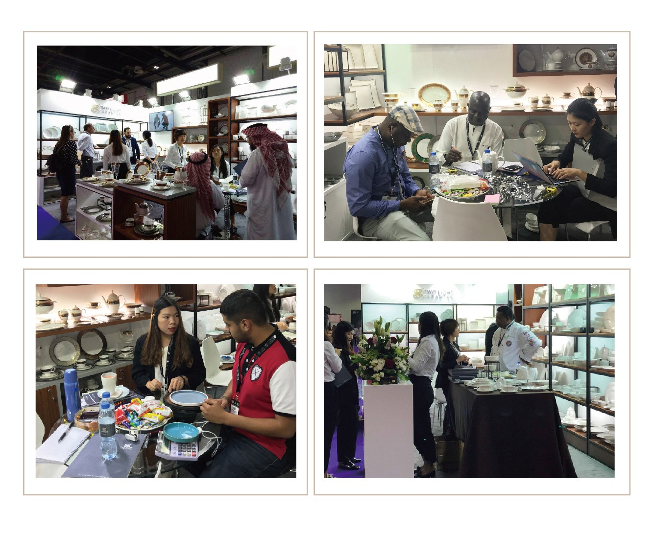 Two Eight-Two Eight Ceramics | The Dubai Hotel Show 2018 Successful Conclusion | Info-3