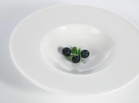 Wave textures Series ceramic tableware - TW36