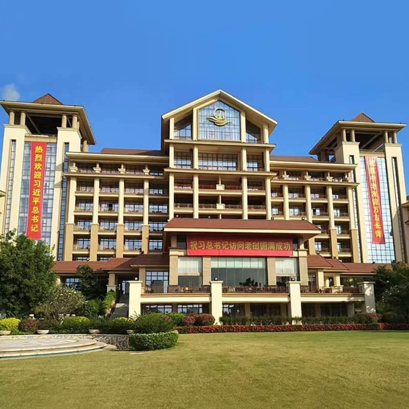 Custom Restaurant Dinnerware for Landmark Mekong Riverside Hotel