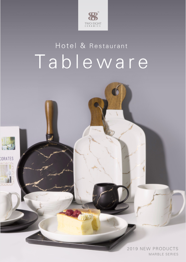2019 New Products - Marble Series
