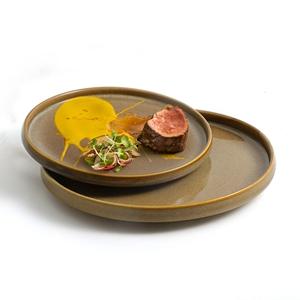 High-quality high quality porcelain dinnerware for business for restaurant-2