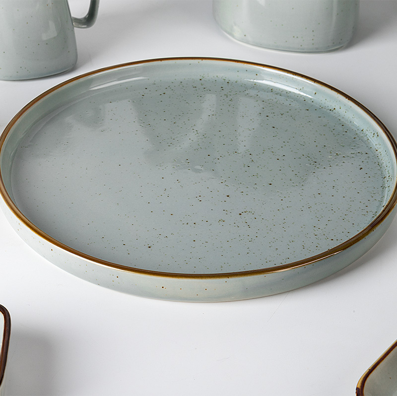 Two Eight Latest cheap porcelain dinner plates factory for hotel-1