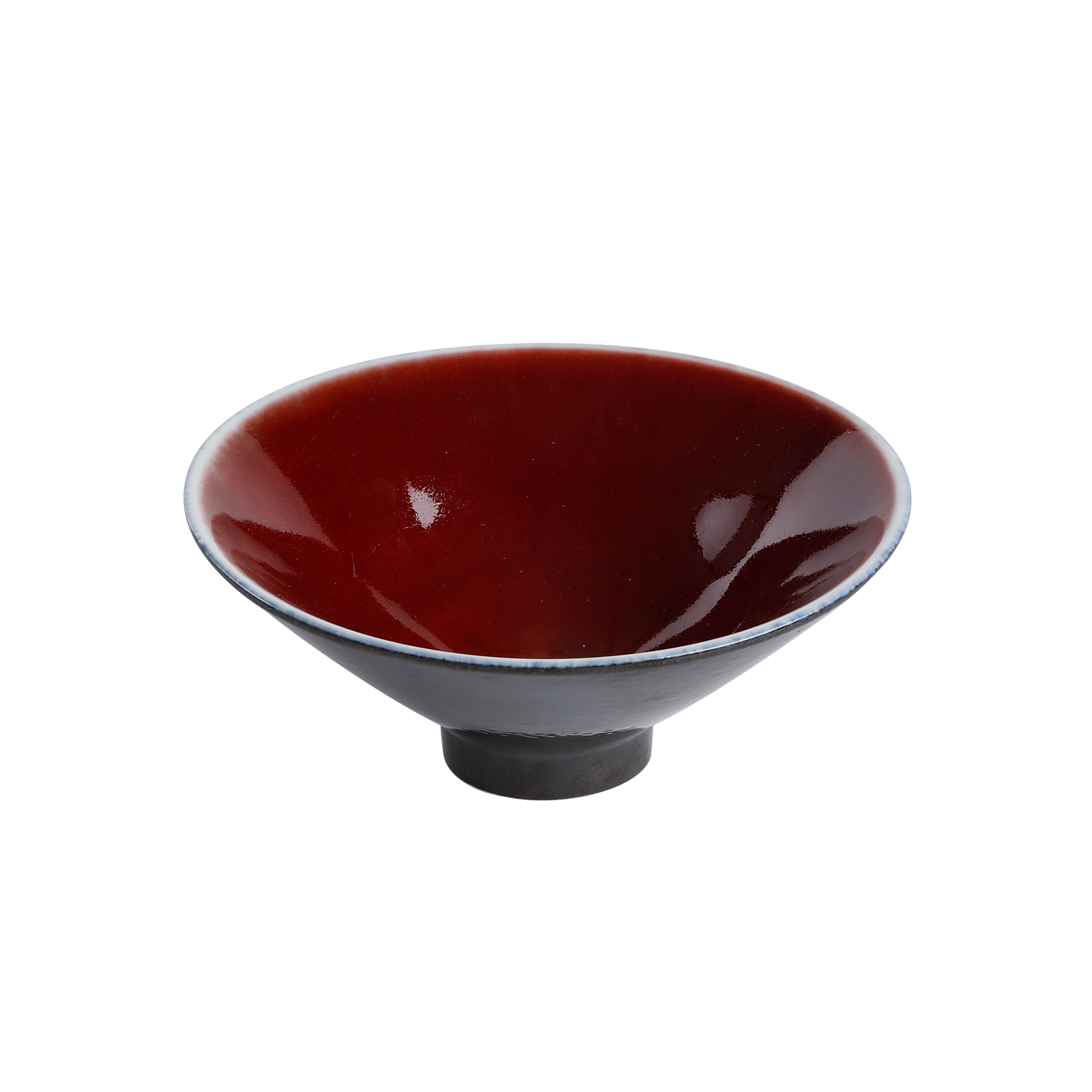 Pointed Horn Bowl