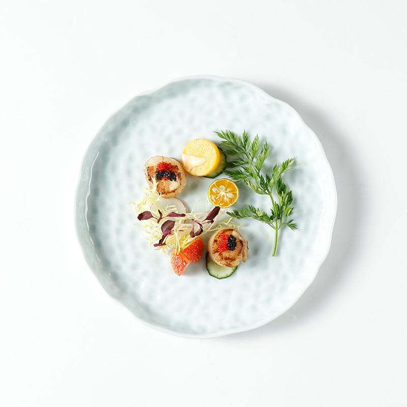 Stone Pattern Collection - 2021 Color Glazed Dinnerware for Hotel