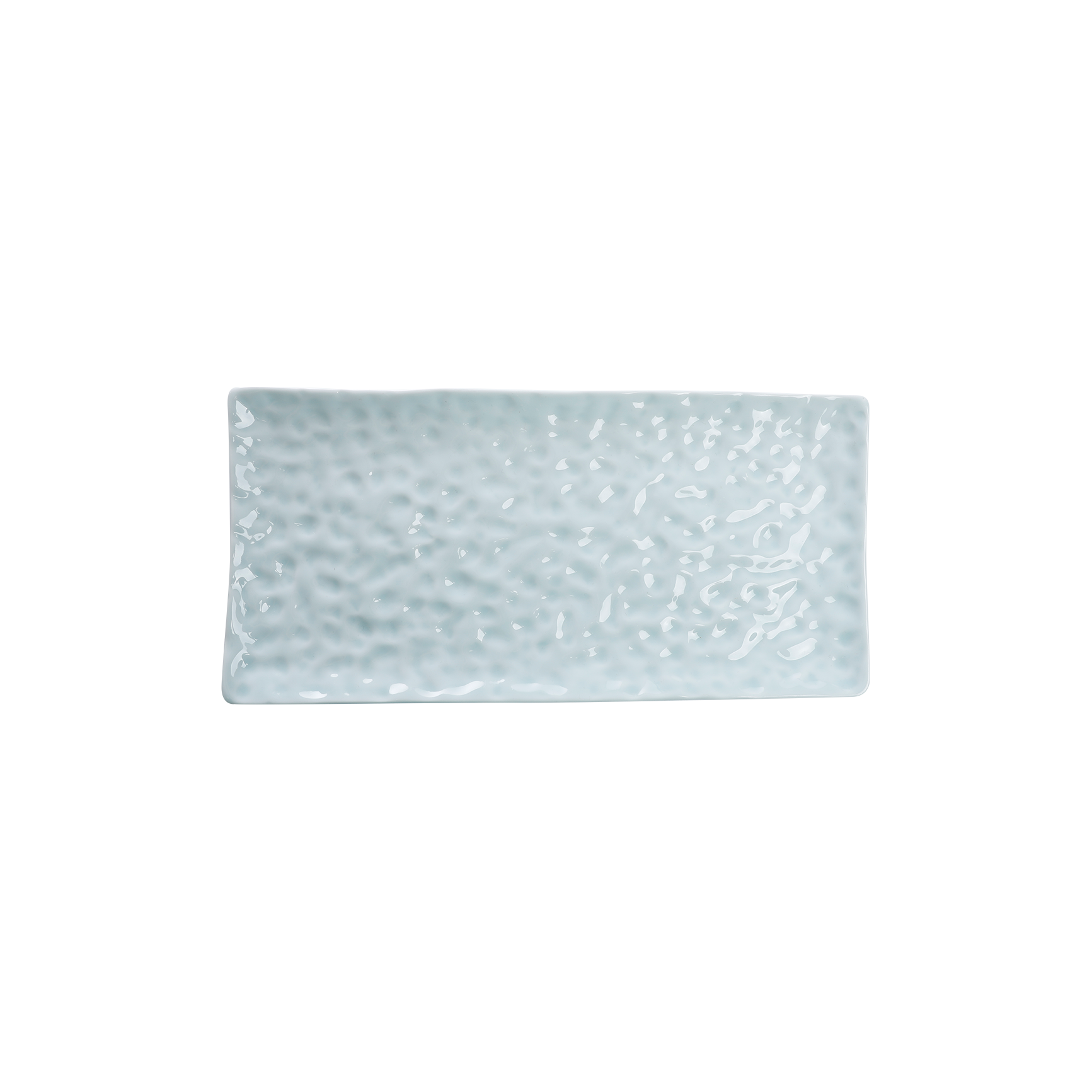 Dot Pattern Rectangular Plate