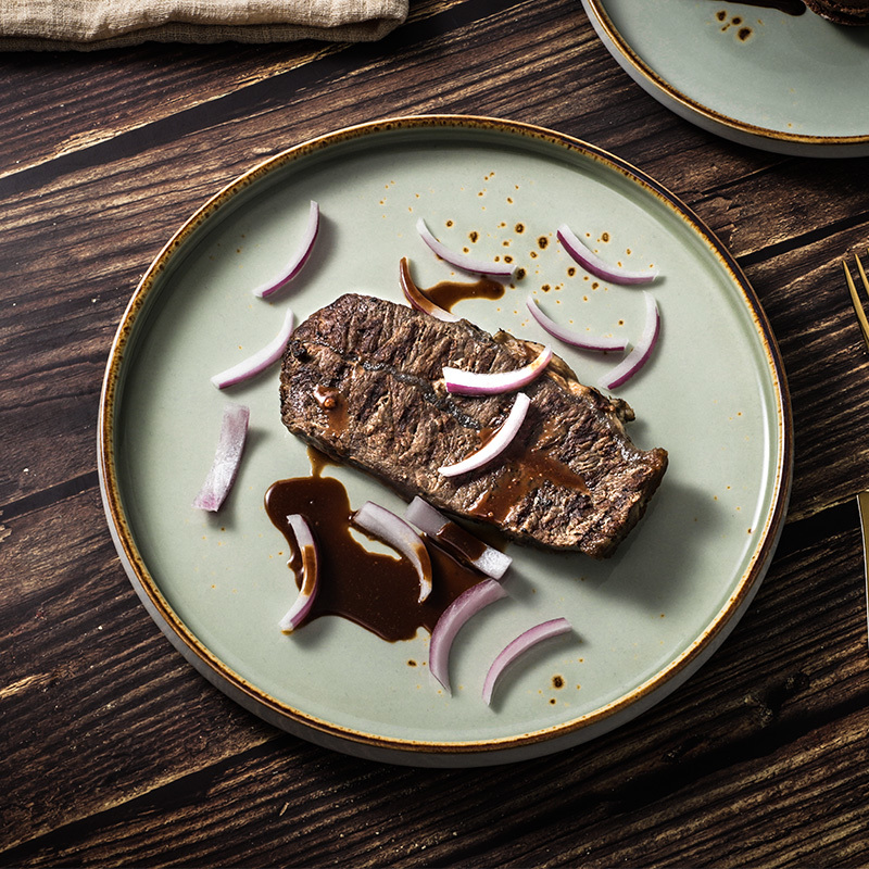 Colored Spring Collection - 2021 Color Glazed Porcelain Dinnerware