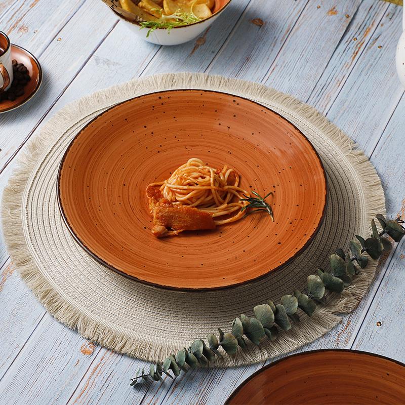 Urban Collection - 2021 Color Glazed Dinnerware for Restaurant