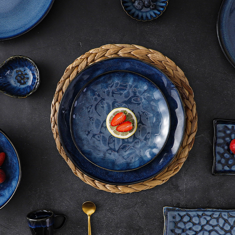 Classico Collection - 2021 Color Glazed Porcelain Dinnerware