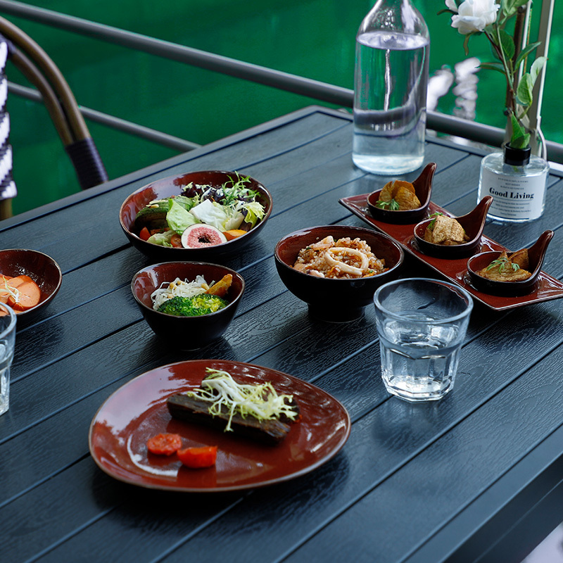 Blush Collection - 2021 Color Glazed Dinnerware for Restaurant