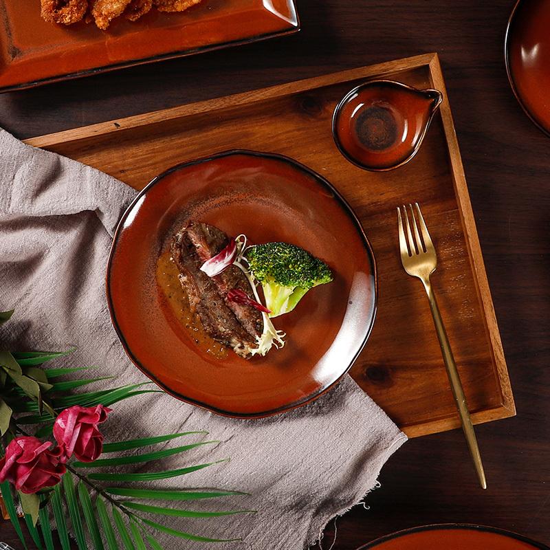 Estara Collection - 2021 Color Glazed Dinnerware for Restaurant