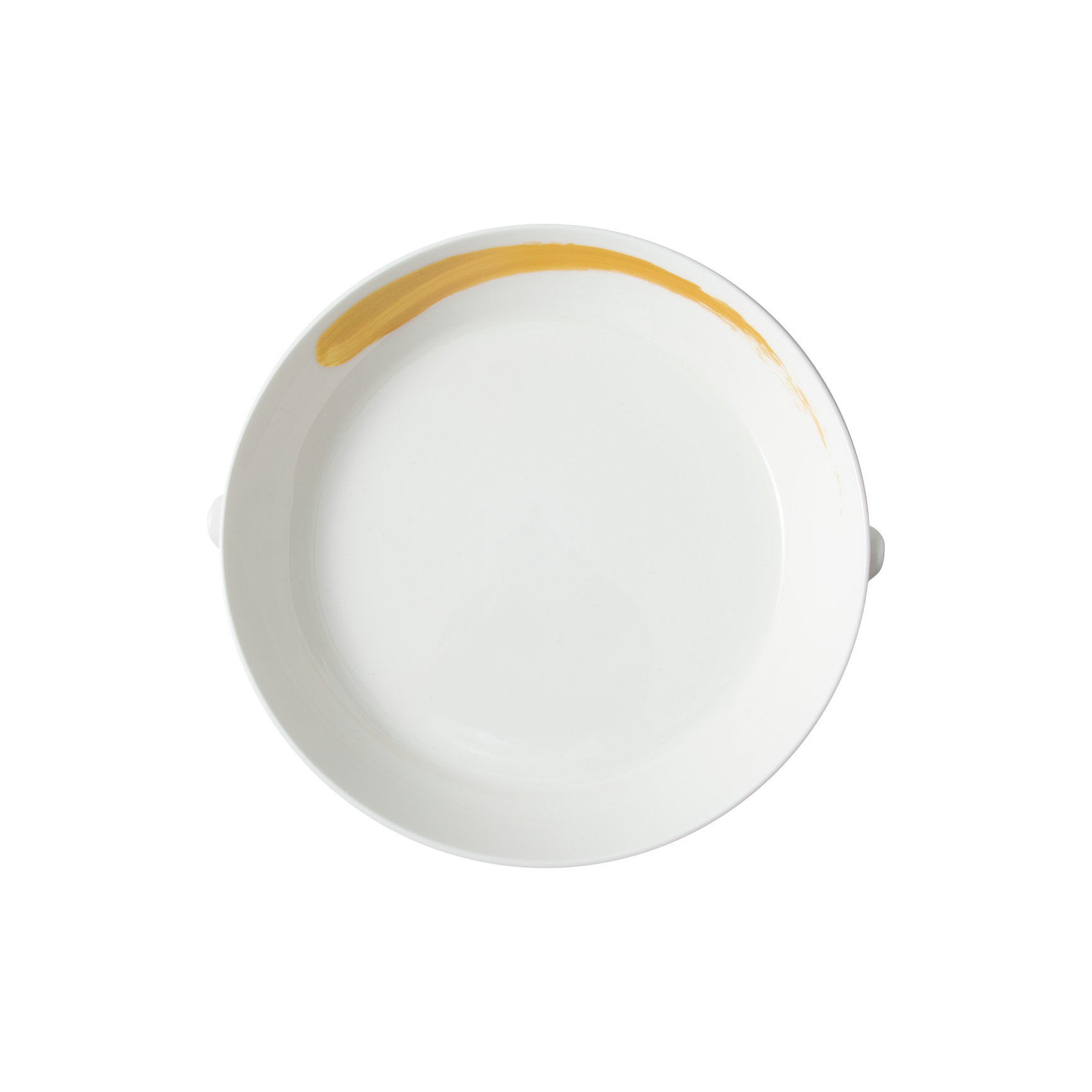 Plate with Handles