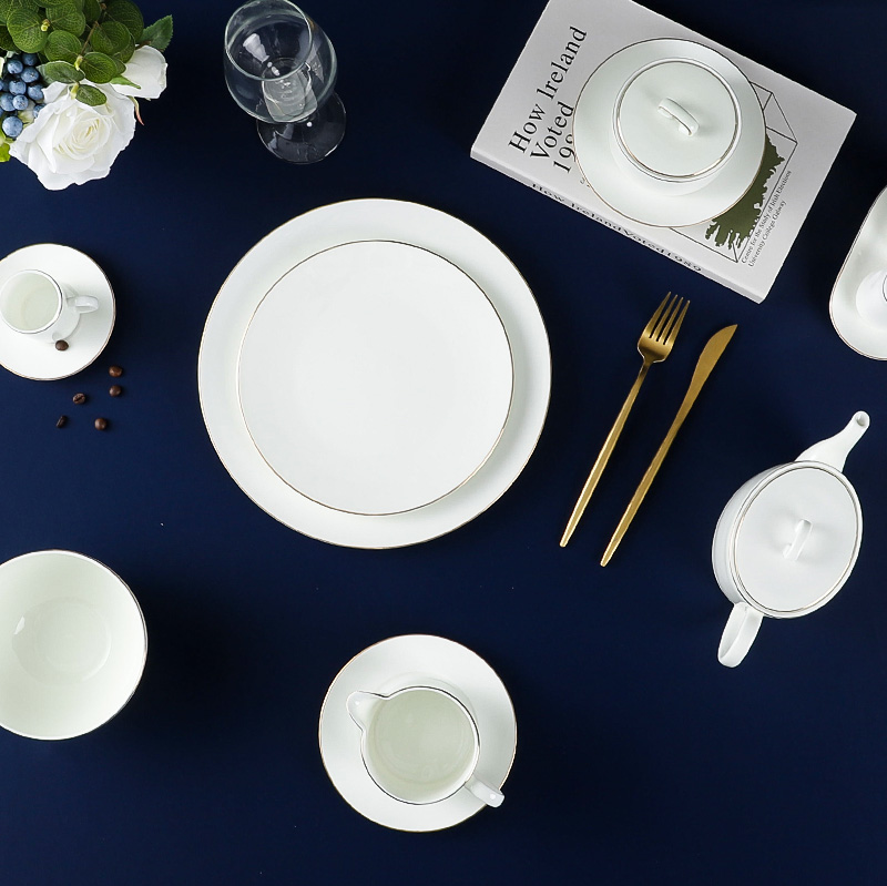 Two Eight Fine china dinnerware set factory for hotel-1