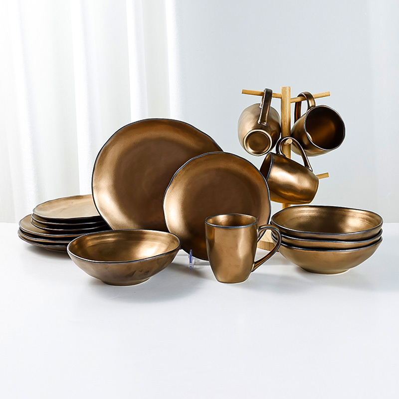 The Metallic Glaze Collection-Antique Gold