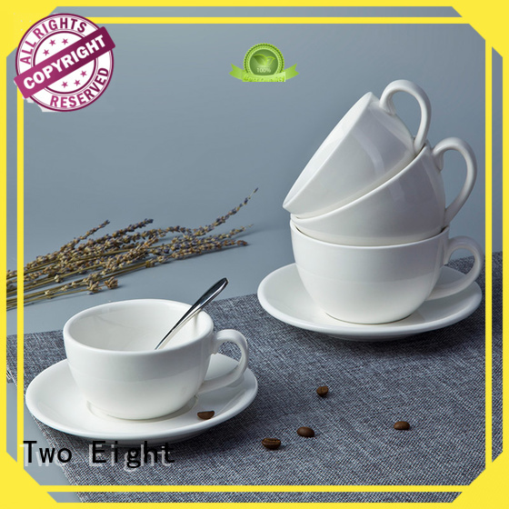 gold hospitality crockery suppliers factory for dinning room Two Eight