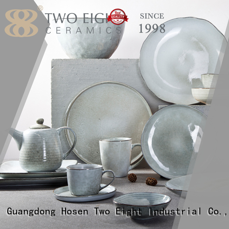 Hot two eight ceramics mixed Two Eight Brand