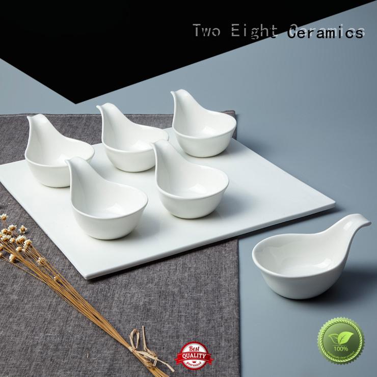 Two Eight tableware wedgewood bone china fresh for kitchen