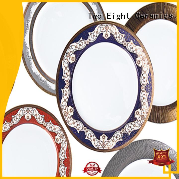 royalty fine porcelain plates dark personalized for restaurant