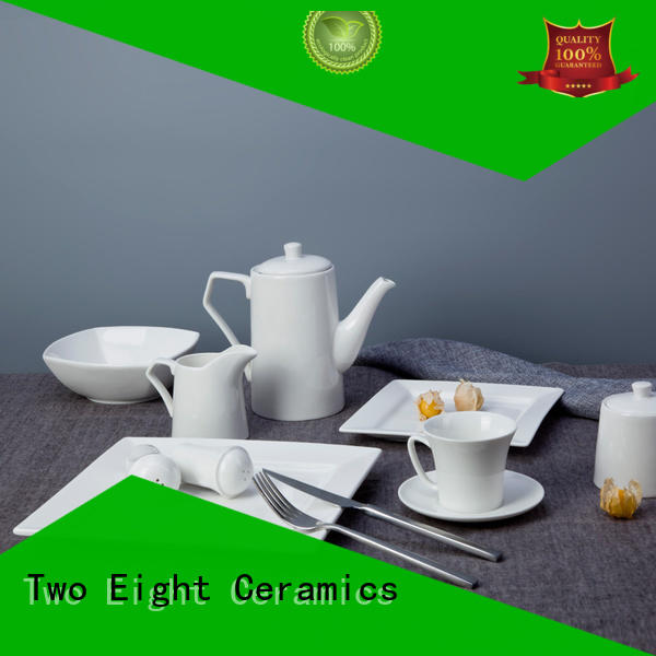 stock contemporary porcelain dinnerware manufacturer for restaurant