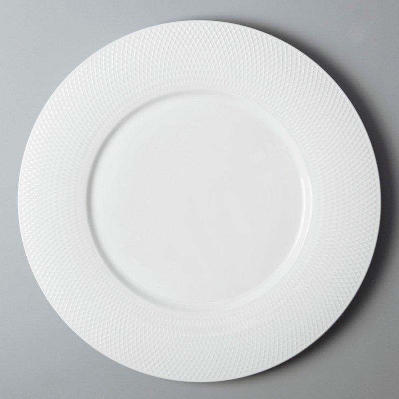 Top white dinnerware sets for 8 for business for home-3