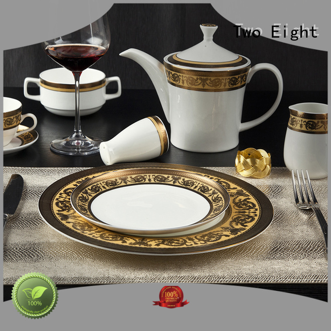 Two Eight restaurant dishes wholesale Supply for teahouse