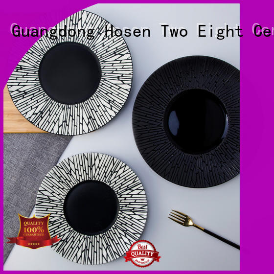 german style hotel crockery suppliers manufacturer for dinning room Two Eight